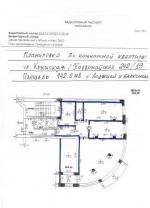 3х комнатная квартира Анапа ул. Крымская 242