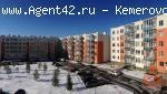 """ЖP """"Лесная поляна"""", 69.8 + 8,4 м2. Продажа. Кемерово."""